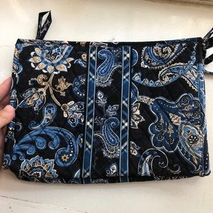 Large cosmetic bag- Vera Bradley